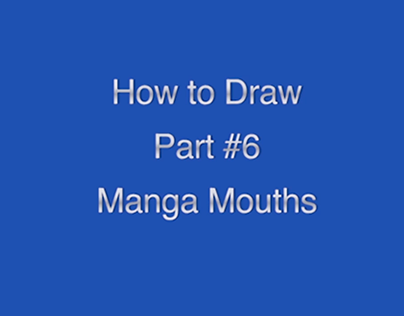How To Draw: Part #6