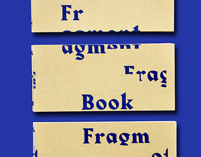 Book as fragment