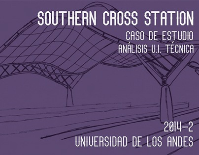 2014-20/U.I. Técnica/Southern Cross Station