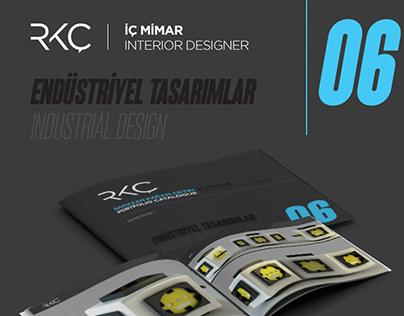 Indurstial Design Render