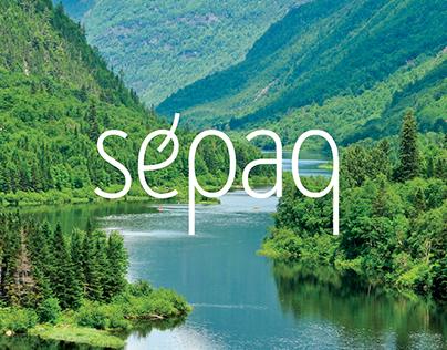Branding Sépaq