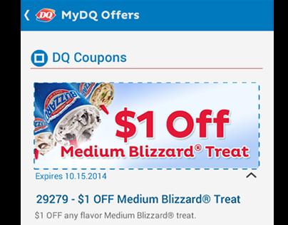 myDQ Mobile App