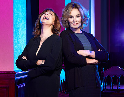 Feud: Jessica Lange and Susan Sarandon for TheWrap