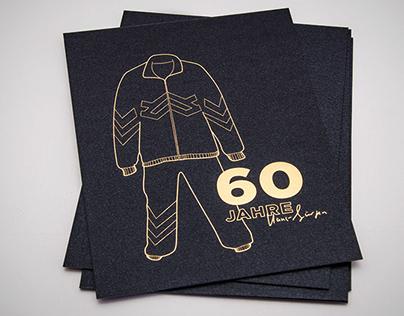 Einladung 60 Jahre