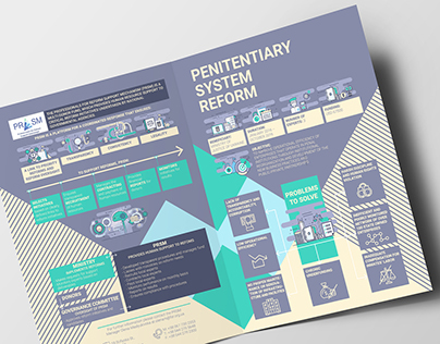 Infographic booklet for multi-donor fund