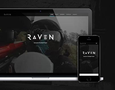 Raven - Scenario Paintball Team