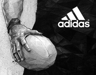 Adidas Rugby - All Blacks