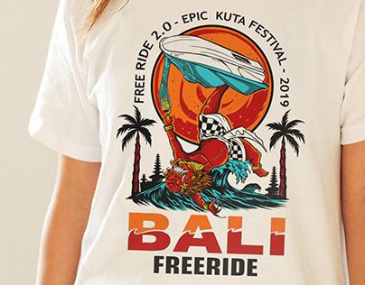 BALI FREERIDE