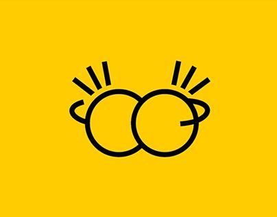 Coinds logo design