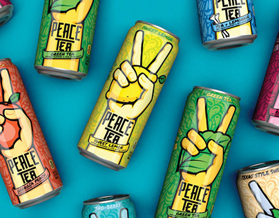 Peace Tea for Coca Cola