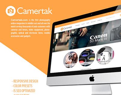 Camertak Online Store....