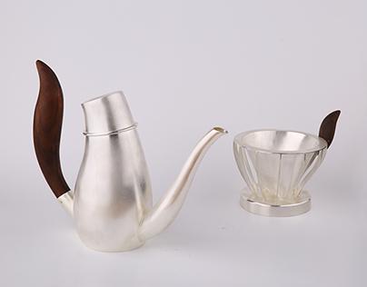 Flow #2. Drip coffee set.