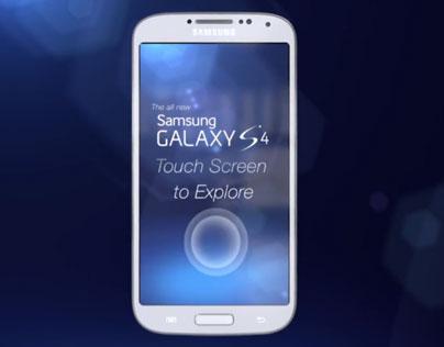 Samsung GS4 Retail Demo Application