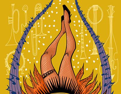 De Kleine Duivel New Year's Eve Poster