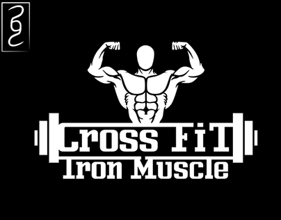 Cross Fit Iron Muscle