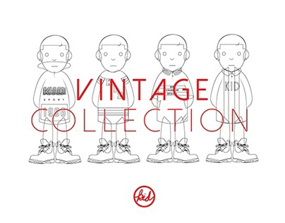 Kid Vintage Collection '15 By Kid Chandler