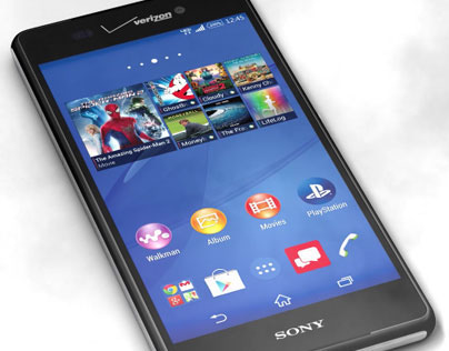 Verizon Sony Xperia Z3V Overview