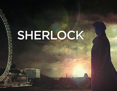 Art Direction - Sherlock Opening Title