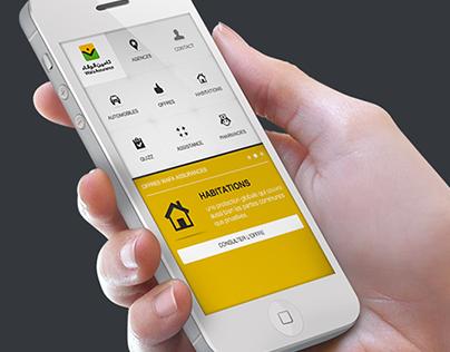 Wafa Assurance - Mobile App
