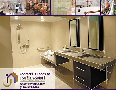 North Coast Accessible Homes HomeMag Advertising