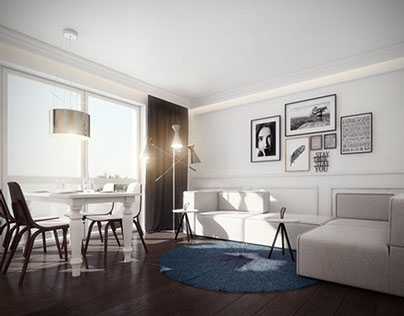 Small modern apartment 2