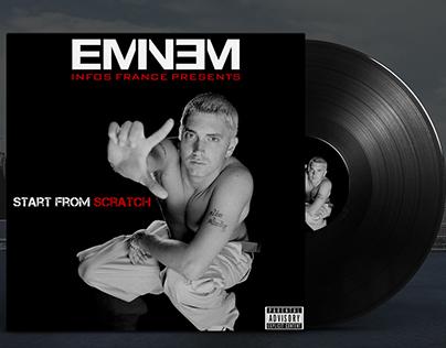 Cover for an Eminem mixtape