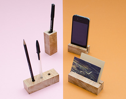 Wooden Stationary