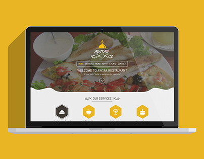 Awtar Restaurant And Food Template