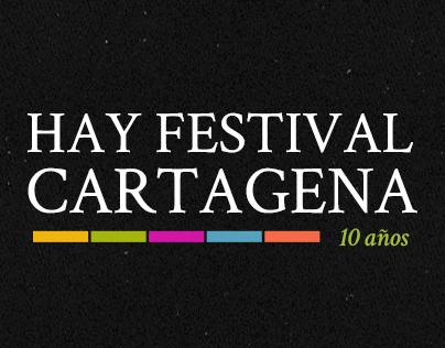 Hay Festival Cartagena - theater Web