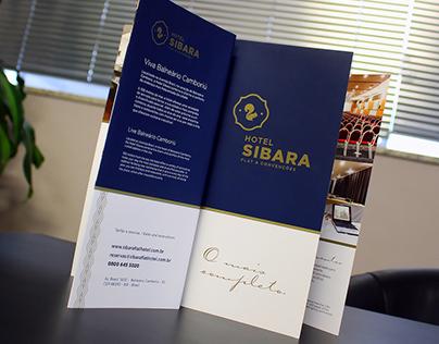 HOTEL SIBARA - Folder