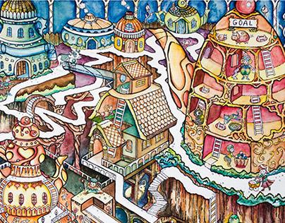 Maze & Puzzle