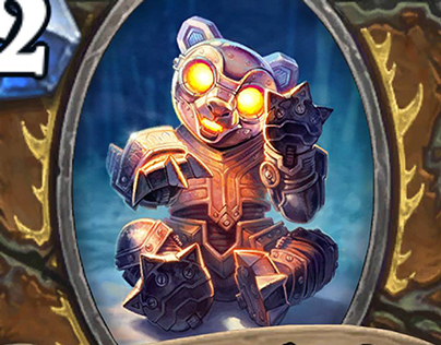 Hearthstone Card Art