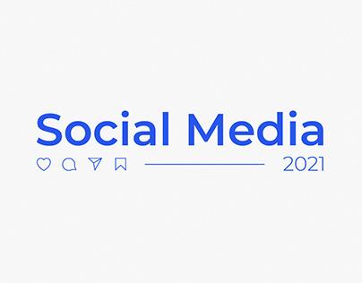 Social Media / 2021