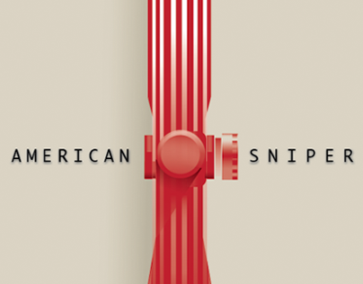 AMERICAN SNIPER 2014 Vector tribute