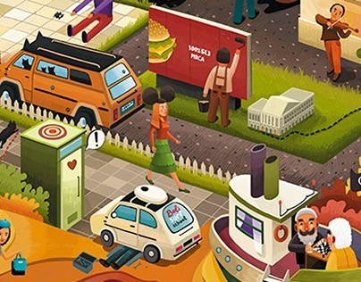 Design Calendar - Game 2015