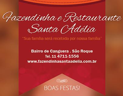 Fazendinha e Restaurante Santa Adélia