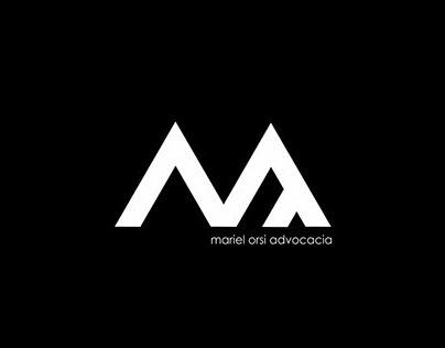 Corporate Identity - Mariel Orsi Advocacia