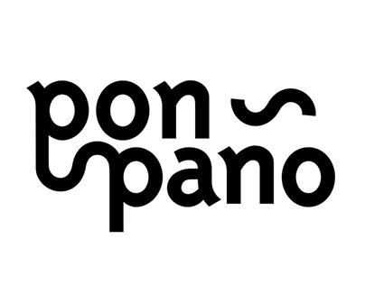 Logotype Design for Ponpano