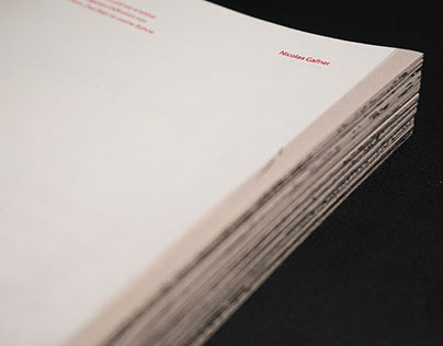 Bildsprache Buch — Editorial-Design