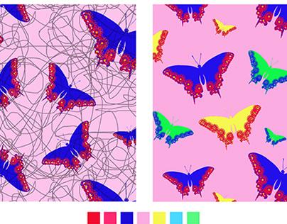 Textile prints/patterns for kids