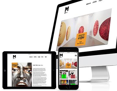 MACRO | restyling website