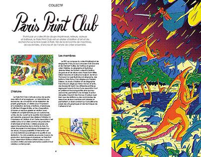 PARIS PRINT CLUB