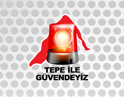 Tepe ile Güvendeyiz — security app