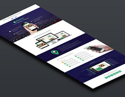 Phloemer Landing Page