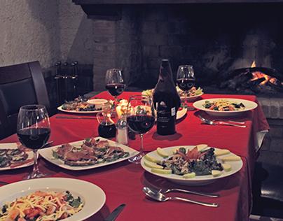 Mia Italia: Italian cuisine photography