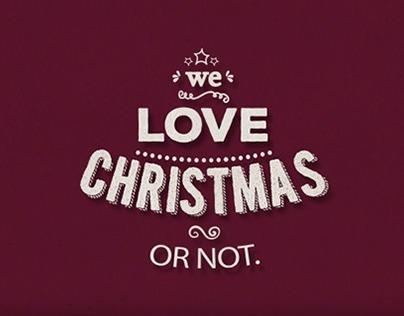 Christmas Posters.