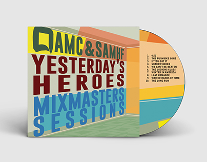 Yesterday's Heroes CD Mixmasters Sessions