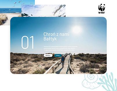 WWF – Website Design