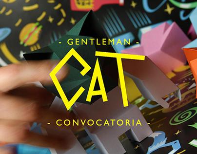 Gentleman Cat Open Call