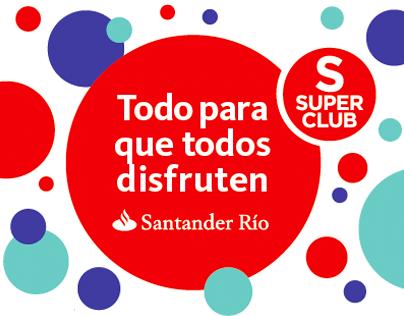 Super Club | Santander Río
